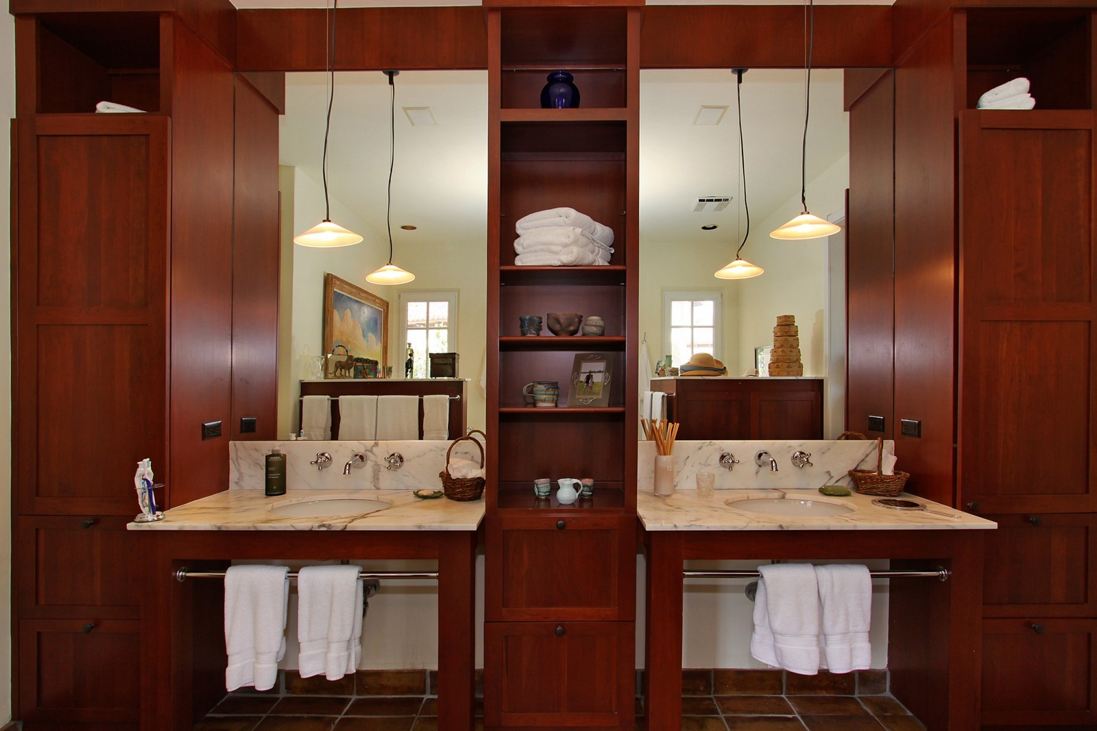 Real Estate Photography - 6840 SE Harbor Cir, Stuart, FL, 34996 - Master Bathroom