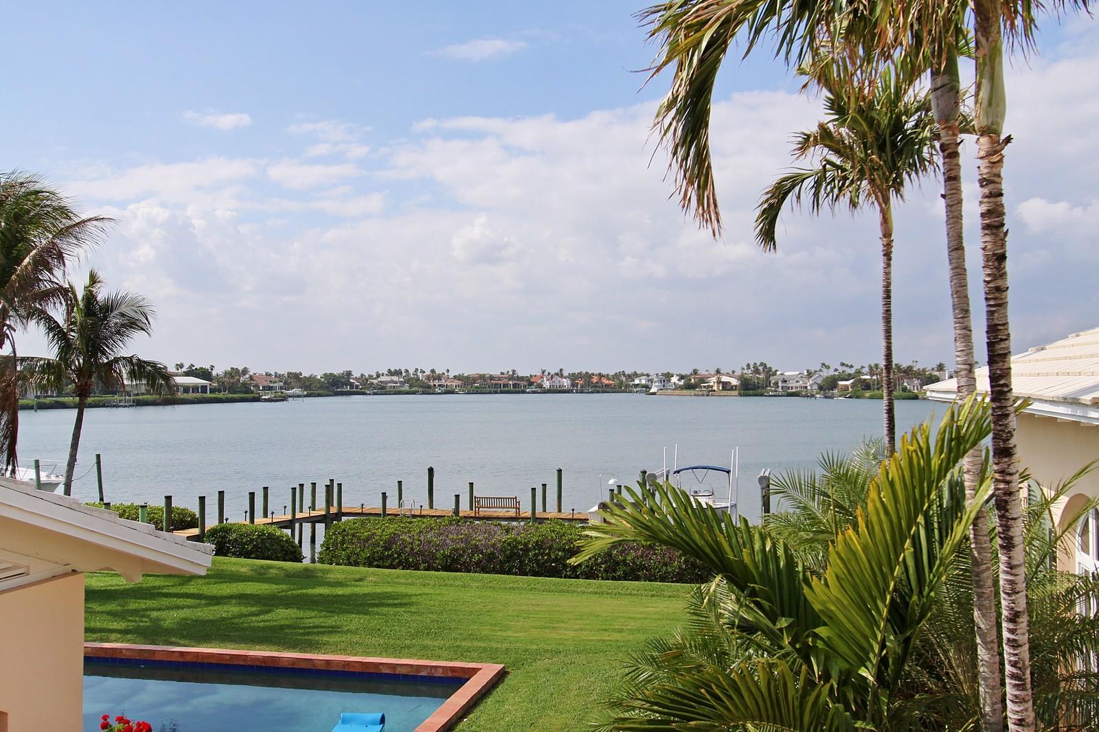 Real Estate Photography - 6840 SE Harbor Cir, Stuart, FL, 34996 - Harbor View