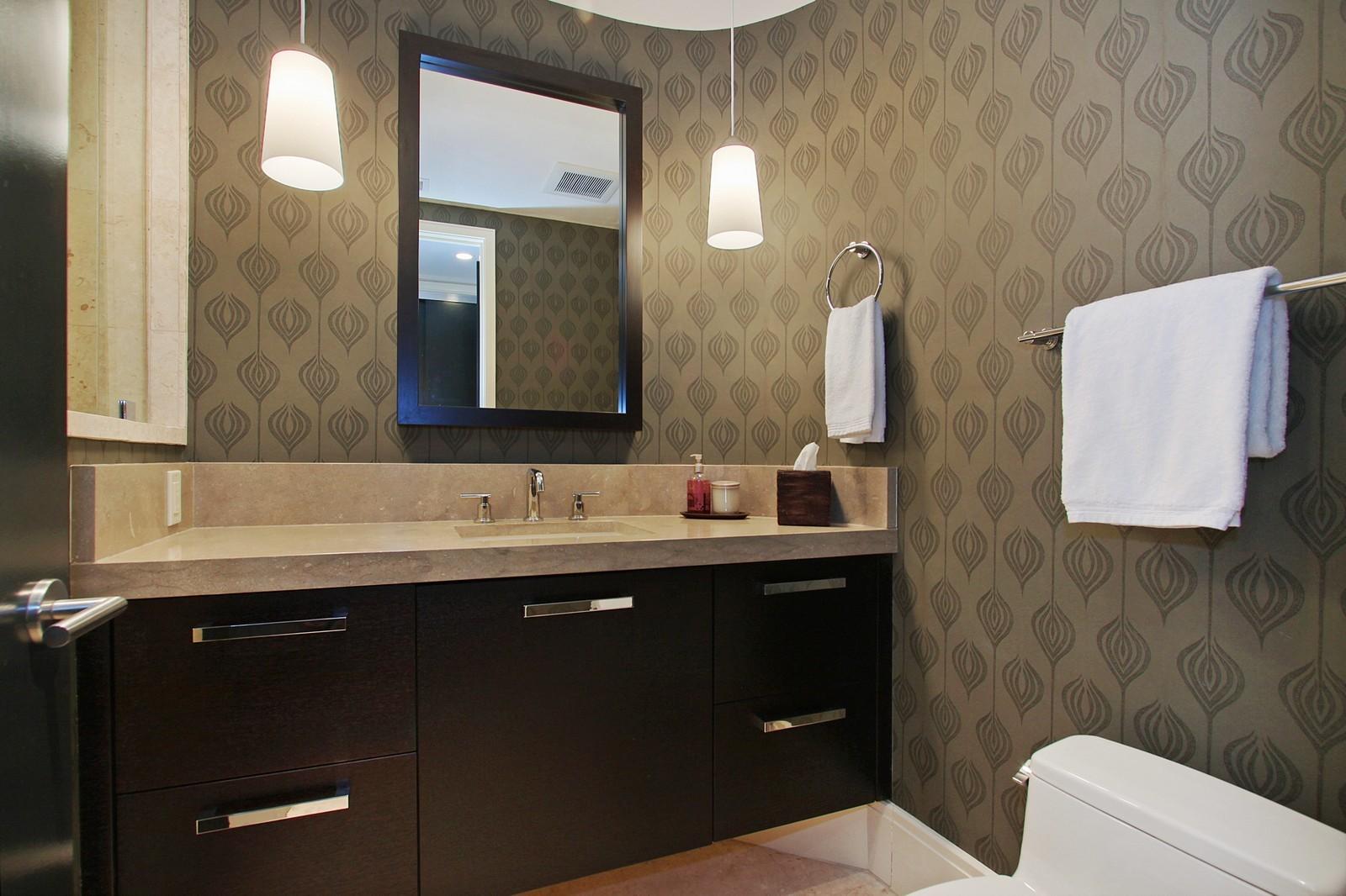 Real Estate Photography - 2001 SE Sailfish Point Blvd, Unit 318, Stuart, FL, 34996 - Bathroom