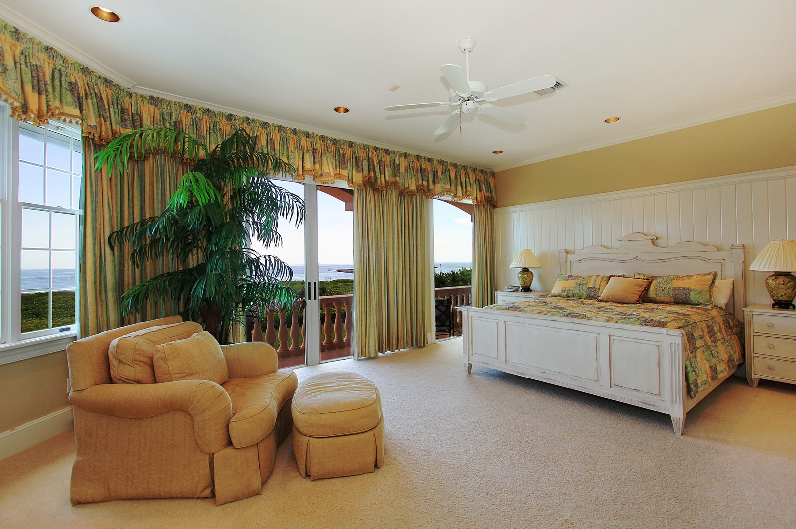 Real Estate Photography - 3047 SE Island Point Lane, Stuart, FL, 34996 - Guest House Bedroom