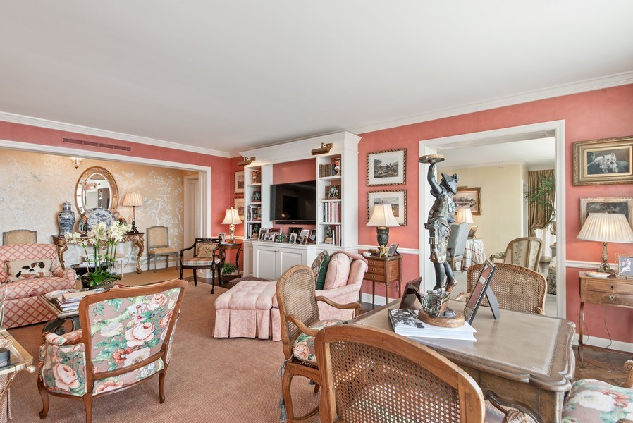 Real Estate Photography - 529 S Flagler Dr 26E/F, West Palm Beach, FL, 33401 - Formal Dining Room [Currently Great Room]
