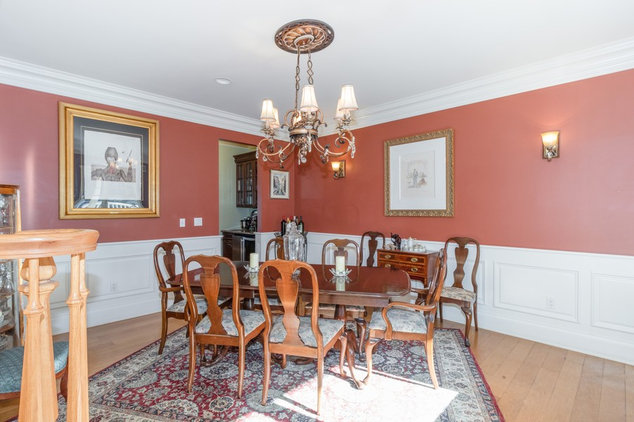 Real Estate Photography - 28 Sea Spray Dr, Centerport, NY, 11743 - Formal Dining Room