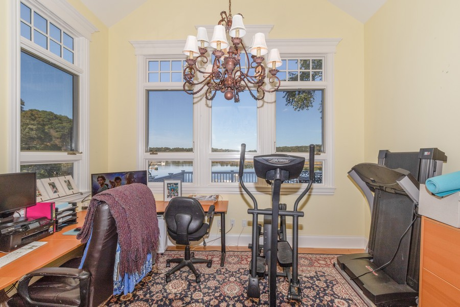 Real Estate Photography - 28 Sea Spray Dr, Centerport, NY, 11743 - Office/6th Bedroom