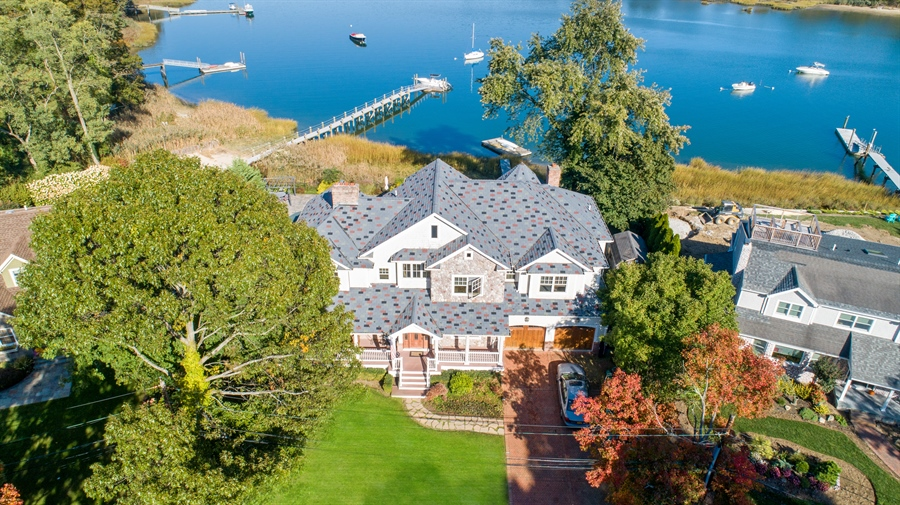 Real Estate Photography - 28 Sea Spray Dr, Centerport, NY, 11743 - Waterfront Gem on Little Neck Peninsula