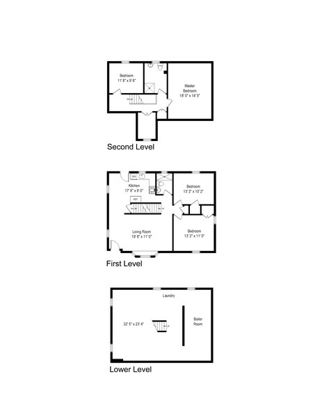 Real Estate Photography - 906 Winthrop Drive, East Meadow, NY, 11554 - Floor Plan