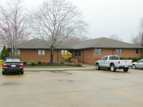 Real Estate Photography - Paul J. Minnillo DDS, Inc.<br>1212 N Abbe Rd, Elyria, OH, 44035 - Front View