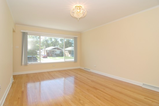 Real Estate Photography - 14319 Kimbark Ave, Dolton, IL, 60419 - Living Room