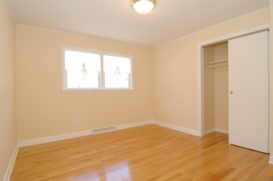 Real Estate Photography - 14319 Kimbark Ave, Dolton, IL, 60419 - Master Bedroom