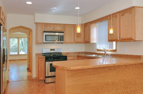 Real Estate Photography - 14742 S Michigan Ave, Dolton, IL, 60419 - Kitchen