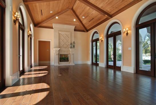 Real Estate Photography - 6976 SE Harbor Cir, Stuart, FL, 34996 - Living Room