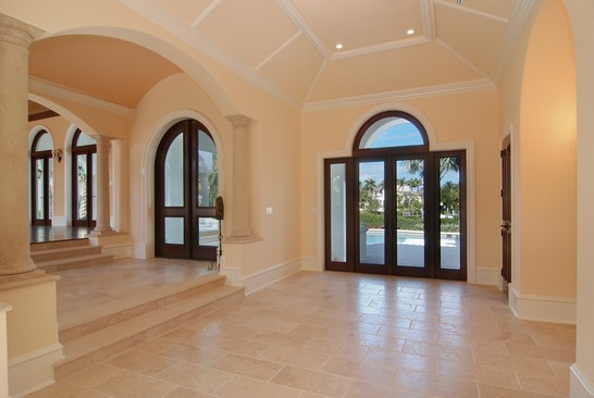 Real Estate Photography - 6976 SE Harbor Cir, Stuart, FL, 34996 - Dining Room