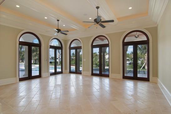 Real Estate Photography - 6976 SE Harbor Cir, Stuart, FL, 34996 - Family Room