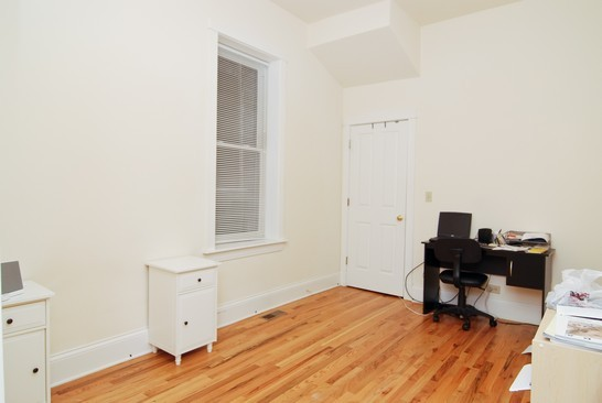 Real Estate Photography - 1040 N Winchester, Chicago, IL, 60622 - 2nd Bedroom
