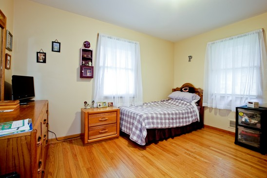 Real Estate Photography - 7740 W 80th St, Bridgeview, IL, 60455 - 2nd Bedroom