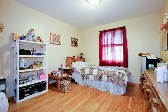 Real Estate Photography - 7740 W 80th St, Bridgeview, IL, 60455 - 4th Bedroom