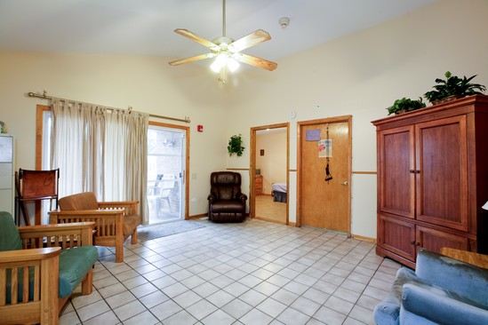 Real Estate Photography - 7740 W 80th St, Bridgeview, IL, 60455 - Family Room