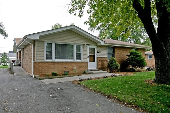 Real Estate Photography - 7740 W 80th St, Bridgeview, IL, 60455 - Front View