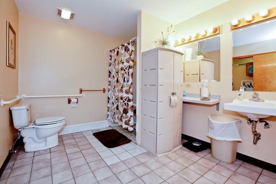 Real Estate Photography - 7740 W 80th St, Bridgeview, IL, 60455 - Bathroom