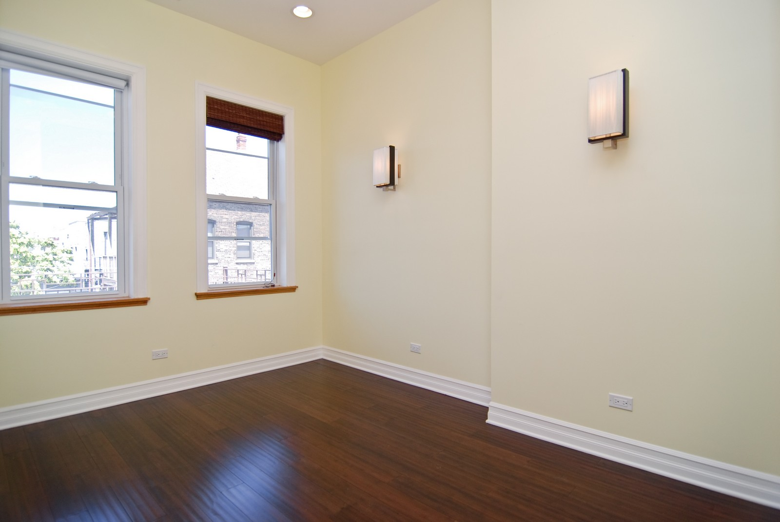 Real Estate Photography - 1744 W Augusta, Chicago, IL, 60622 - Master Bedroom