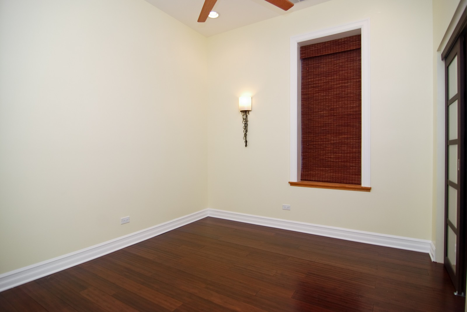 Real Estate Photography - 1744 W Augusta, Chicago, IL, 60622 - 3rd Bedroom