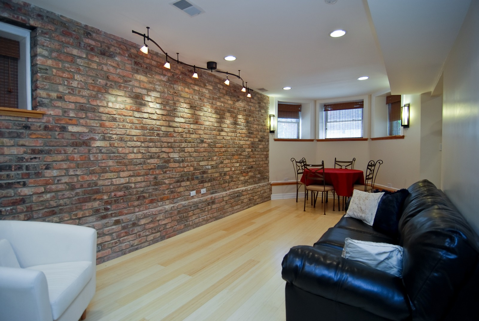 Real Estate Photography - 1744 W Augusta, Chicago, IL, 60622 - Lower Level