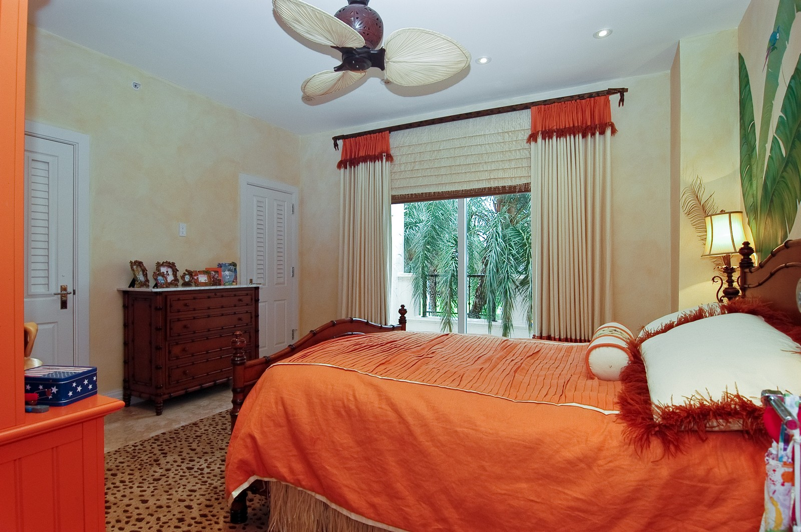 Real Estate Photography - 2331 Fish Island Dr, Fisher Island, FL, 33109 - 2nd Bedroom