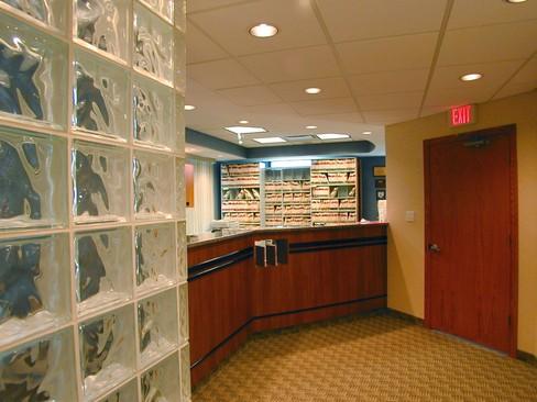 Real Estate Photography - 21851 Center Ridge Road #506, Rocky River, OH, 44116 - Atrium