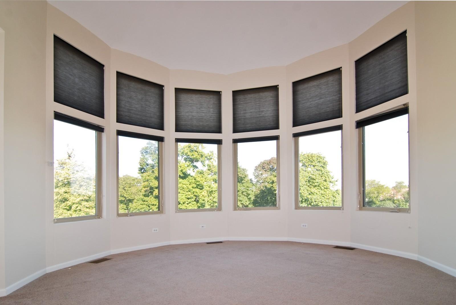 Real Estate Photography - 827 Dunlop, Forest Park, IL, 60130 - Master Bedroom
