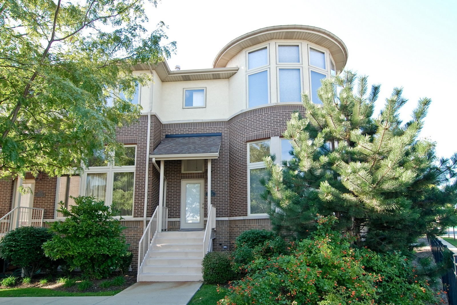Real Estate Photography - 827 Dunlop, Forest Park, IL, 60130 - Front View