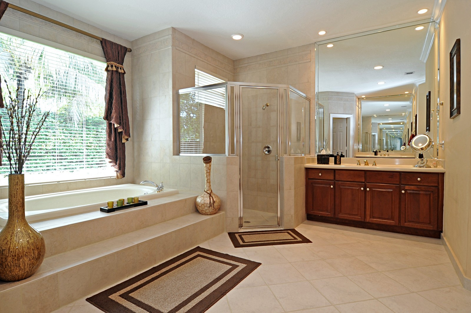 Real Estate Photography - 9564 SW 123rd, Miami, FL, 33176 - Master Bathroom