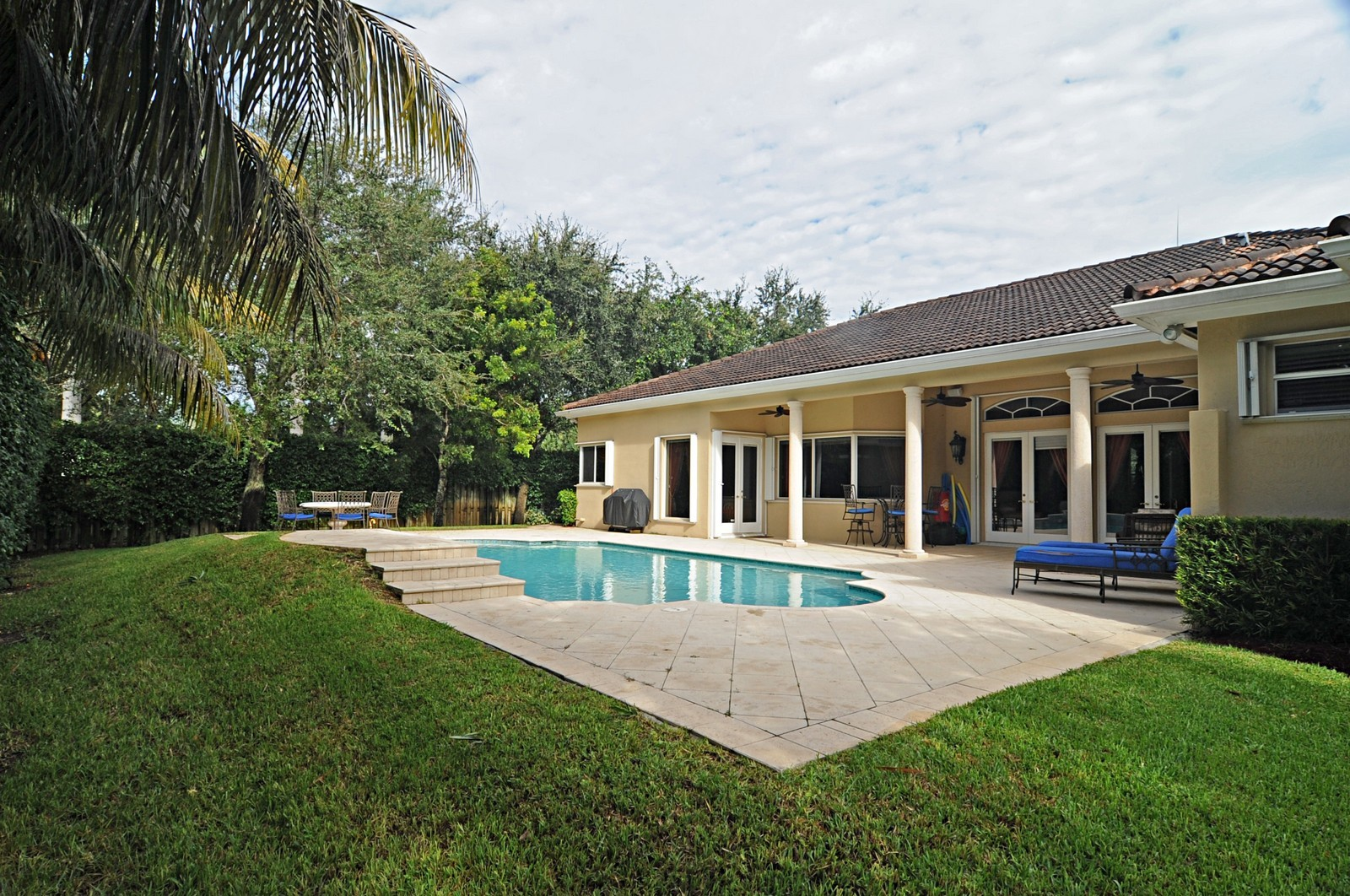 Real Estate Photography - 9564 SW 123rd, Miami, FL, 33176 - Back Yard