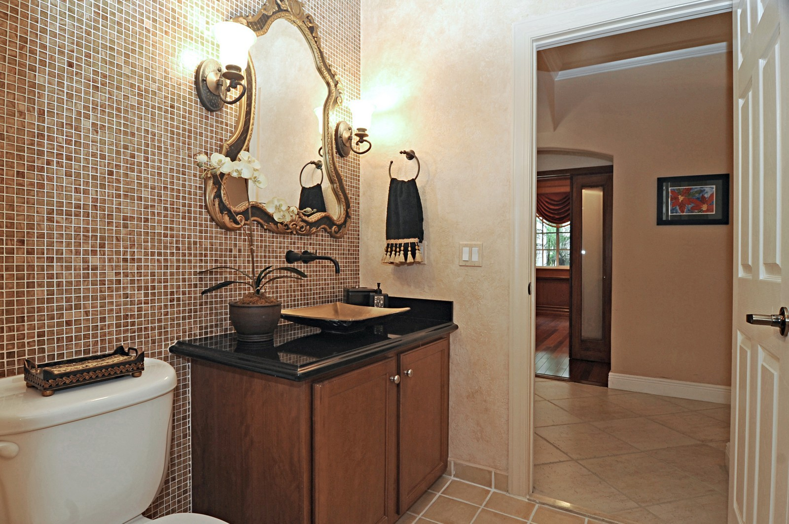 Real Estate Photography - 9564 SW 123rd, Miami, FL, 33176 - Bathroom
