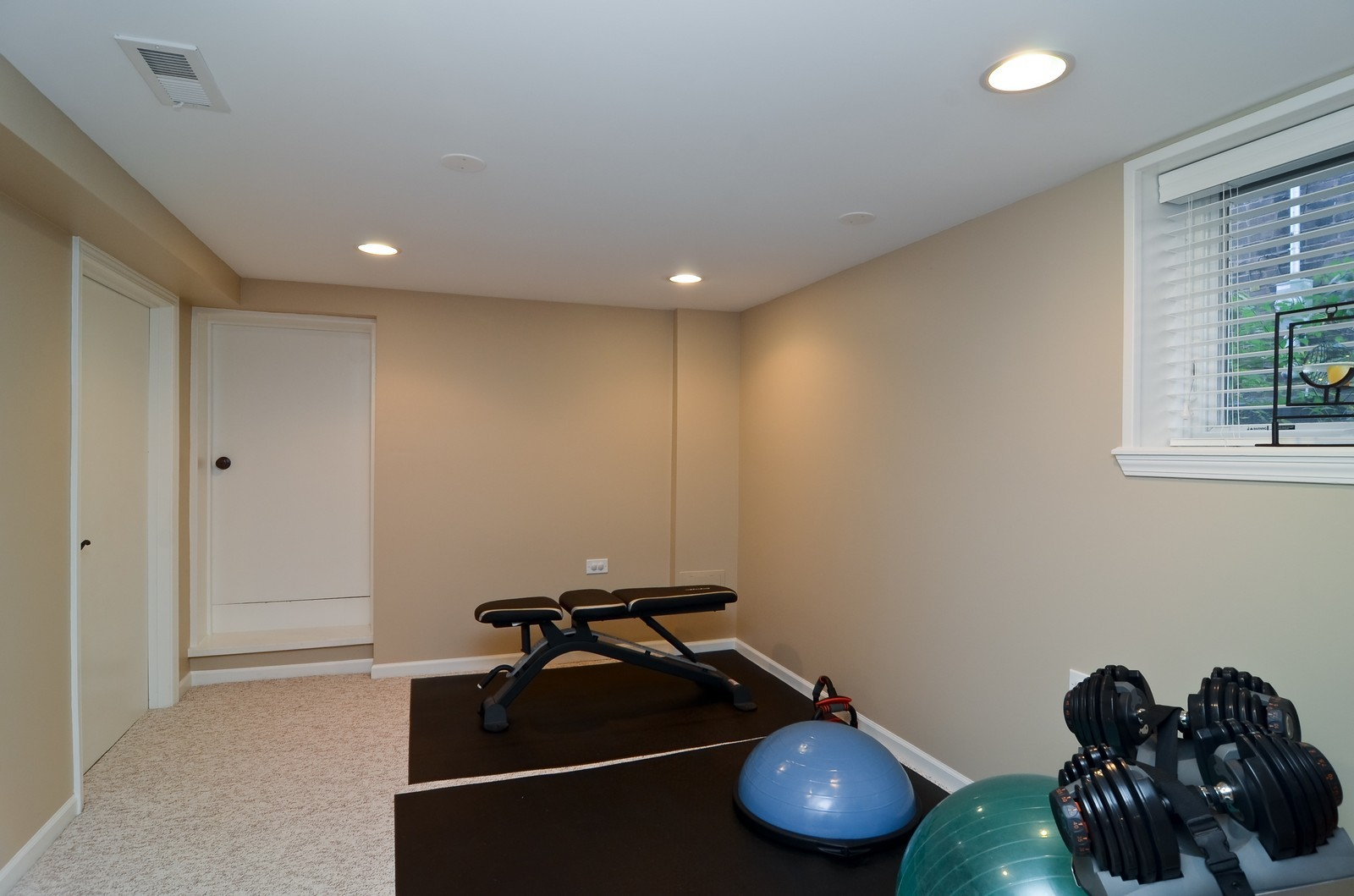Real Estate Photography - 4332 N Keeler, Chicago, IL, 60641 - Exercise Room