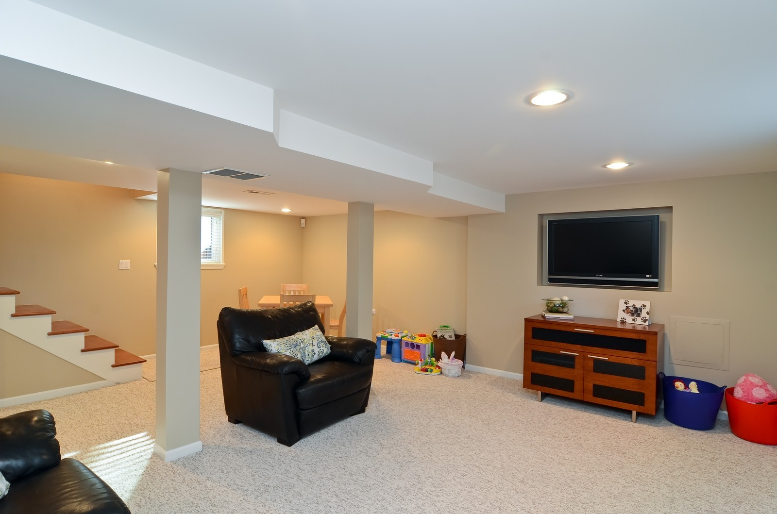 Real Estate Photography - 4332 N Keeler, Chicago, IL, 60641 - Basement