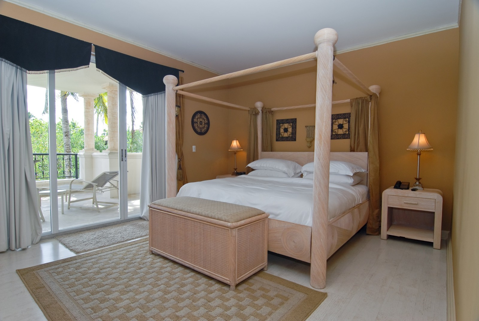 Real Estate Photography - 19124 Fisher Island Drive, Fisher Island, FL, 33109 - Master Bedroom