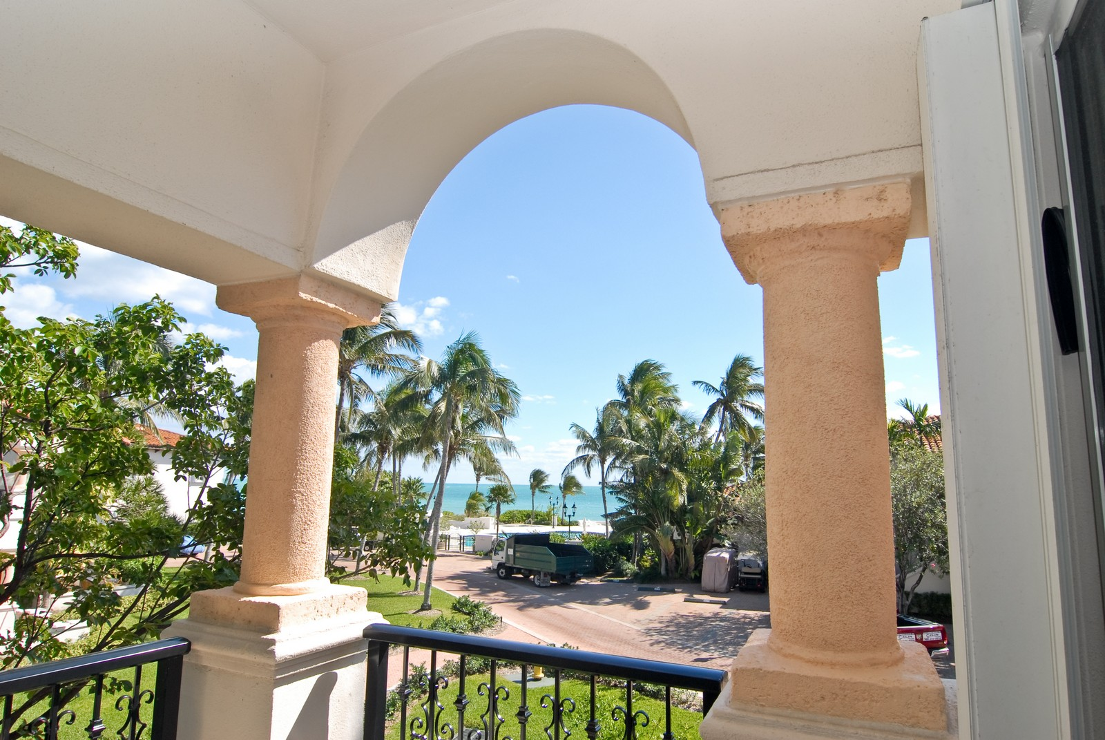 Real Estate Photography - 15521 Fisher Island Dr, Fisher Island, FL, 33109 - View