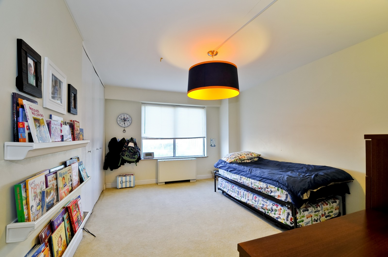 Real Estate Photography - 7033 N Kedzie Ave, Unit 701, Chicago, IL, 60645 - 3rd Bedroom