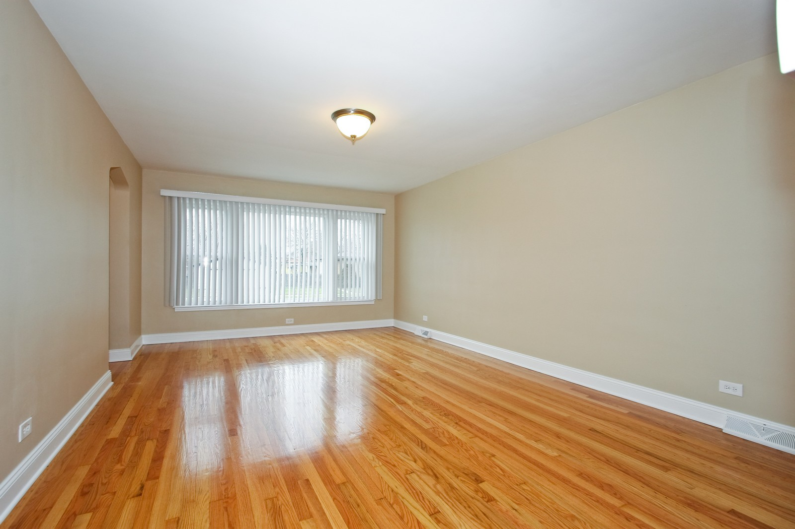 Real Estate Photography - 1025 E 156th St, Dolton, IL, 60419 - Living Room
