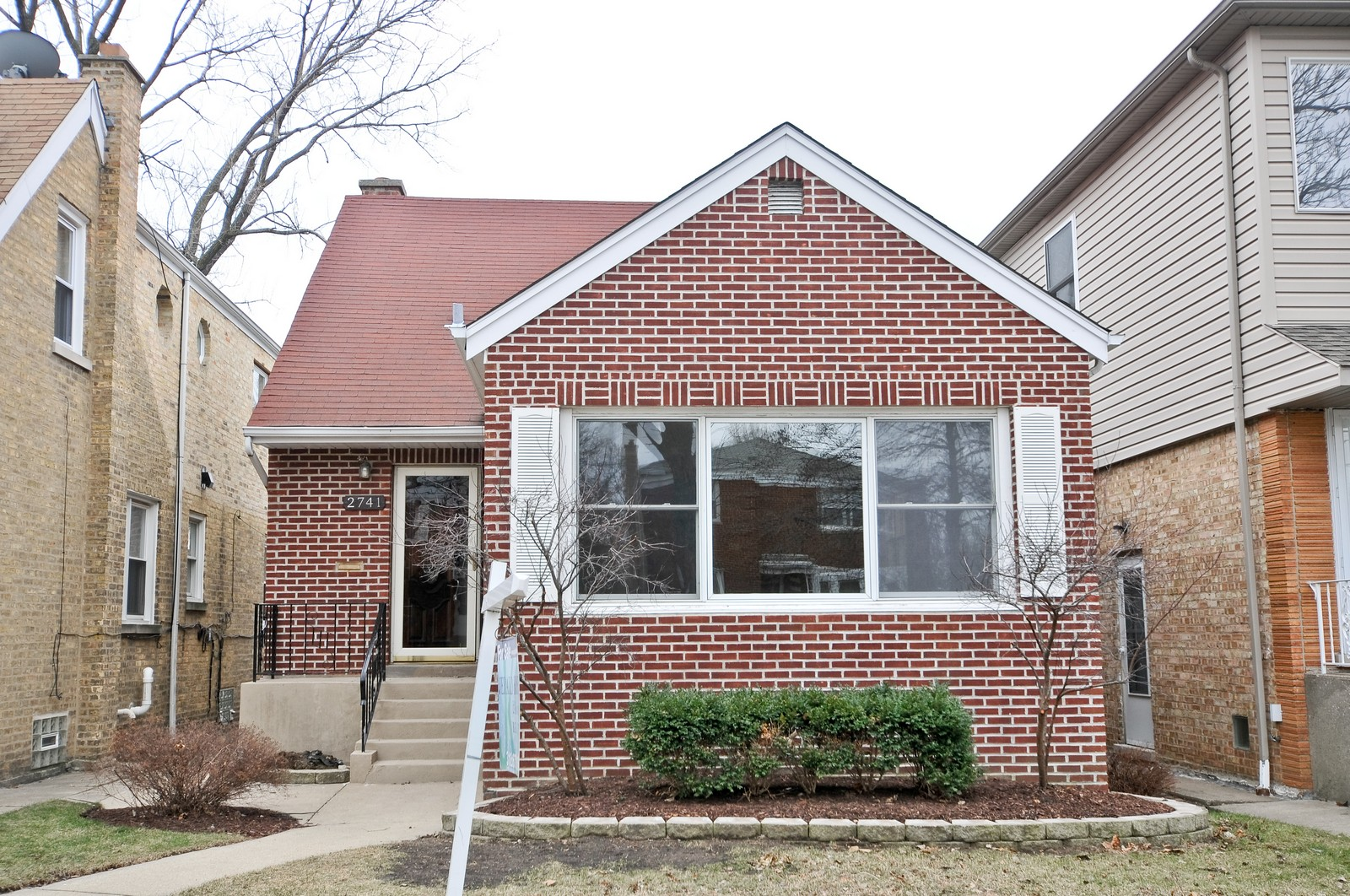 Real Estate Photography - 2741 Chase, Chicago, IL, 60645 - Front View