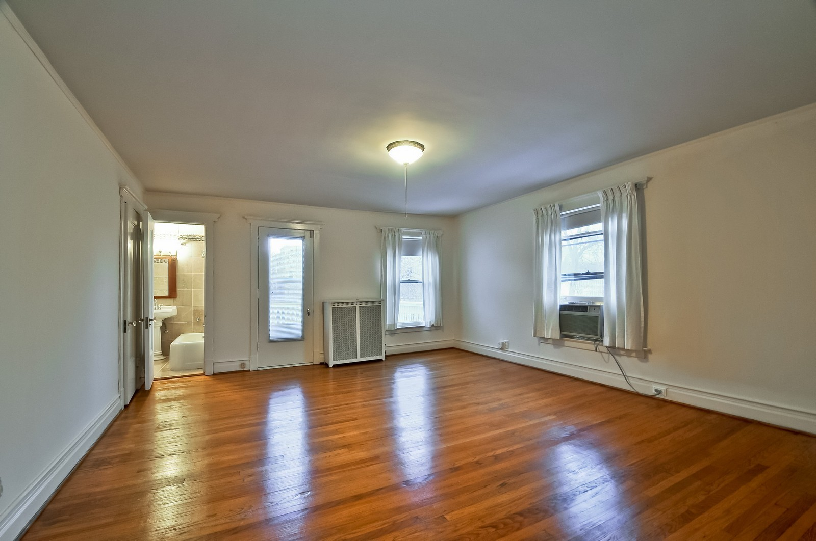 Real Estate Photography - 2226 W Pratt, Chicago, IL, 60645 - Master Bedroom