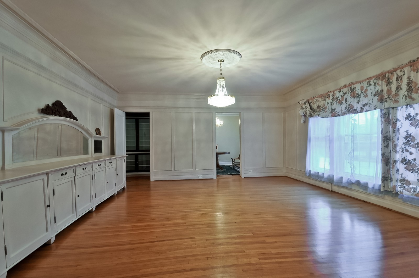 Real Estate Photography - 2226 W Pratt, Chicago, IL, 60645 - Dining Room