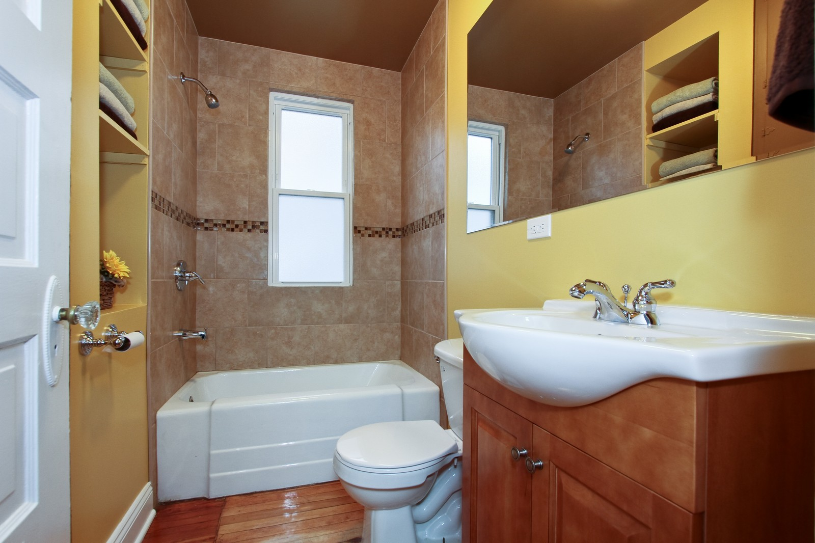 Real Estate Photography - 11838 S Wallace, Chicago, IL, 60628 - Bathroom