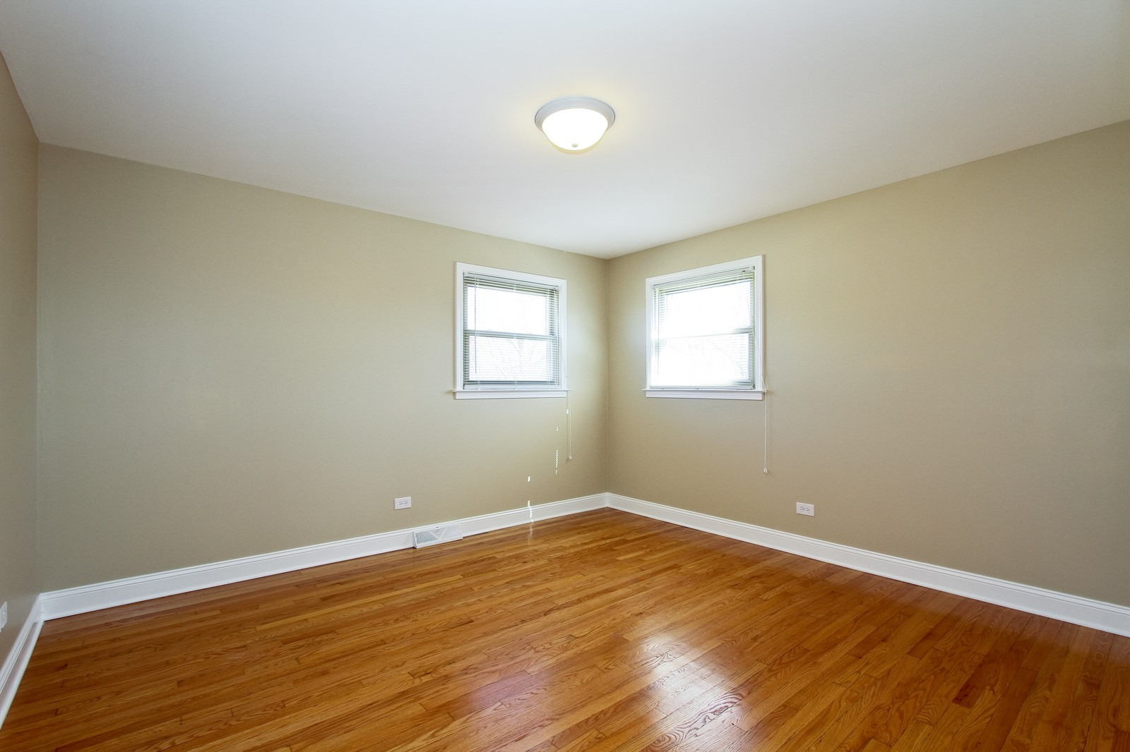 Real Estate Photography - 15435 Sunset, Dolton, IL, 60419 - Bedroom