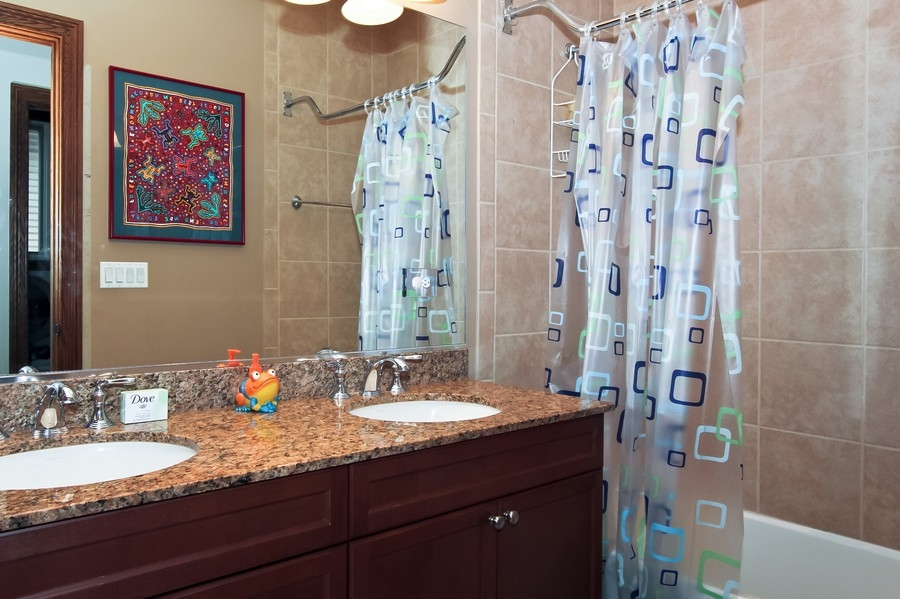 Real Estate Photography - 1407 S Emerald, Chicago, IL, 60607 - Bathroom