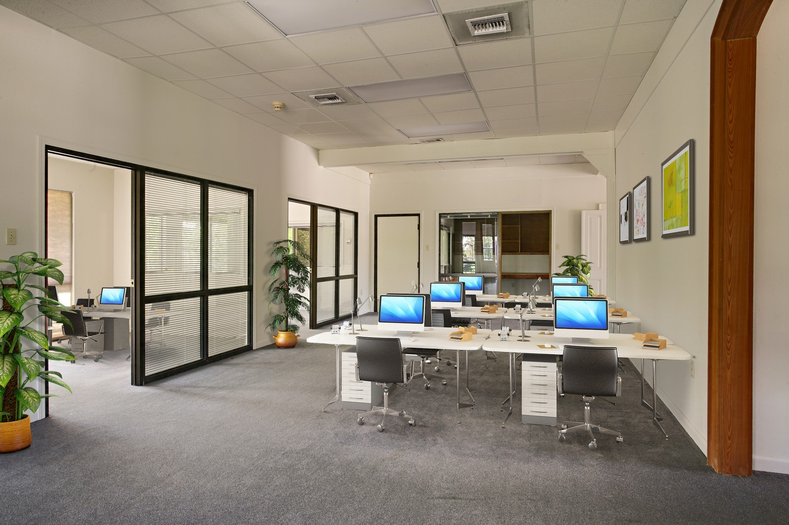 Real Estate Photography - Virtual Staging samples for Commercial/Offices, Rosemont, IL, 60018 -
