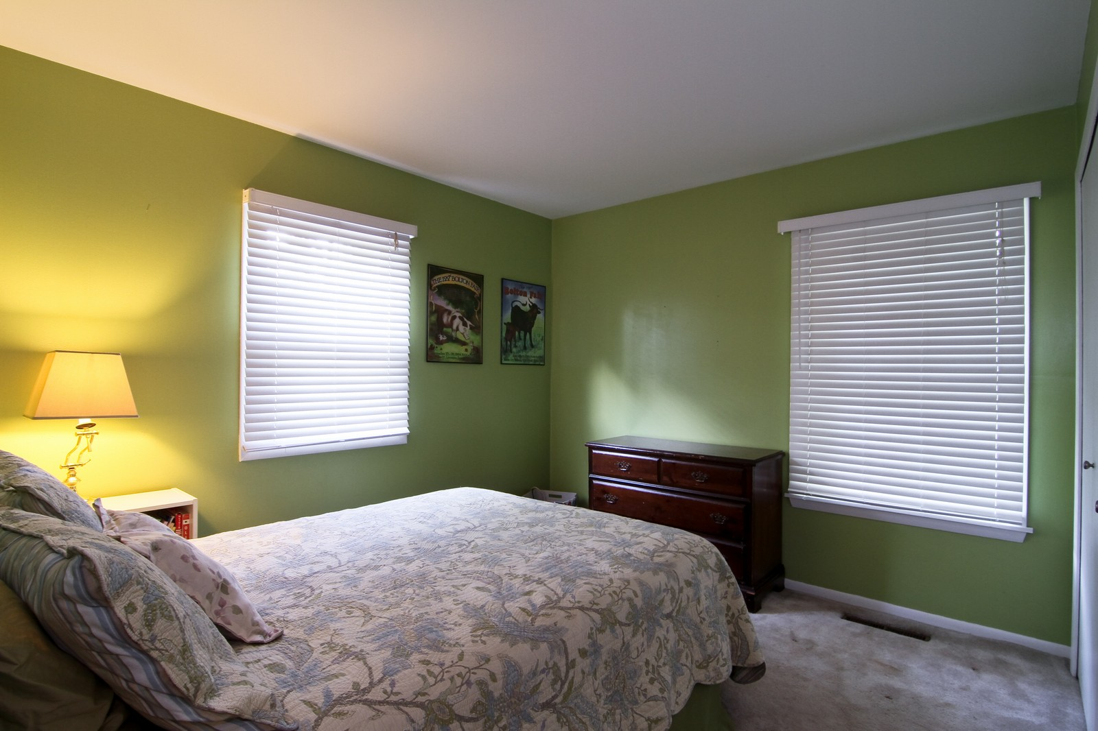 Real Estate Photography - 742 Claremont Drive, Downers Grove, IL, 60516 - 3rd Bedroom