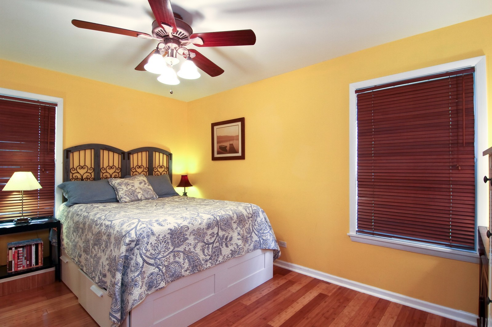 Real Estate Photography - 742 Claremont Drive, Downers Grove, IL, 60516 - Bedroom