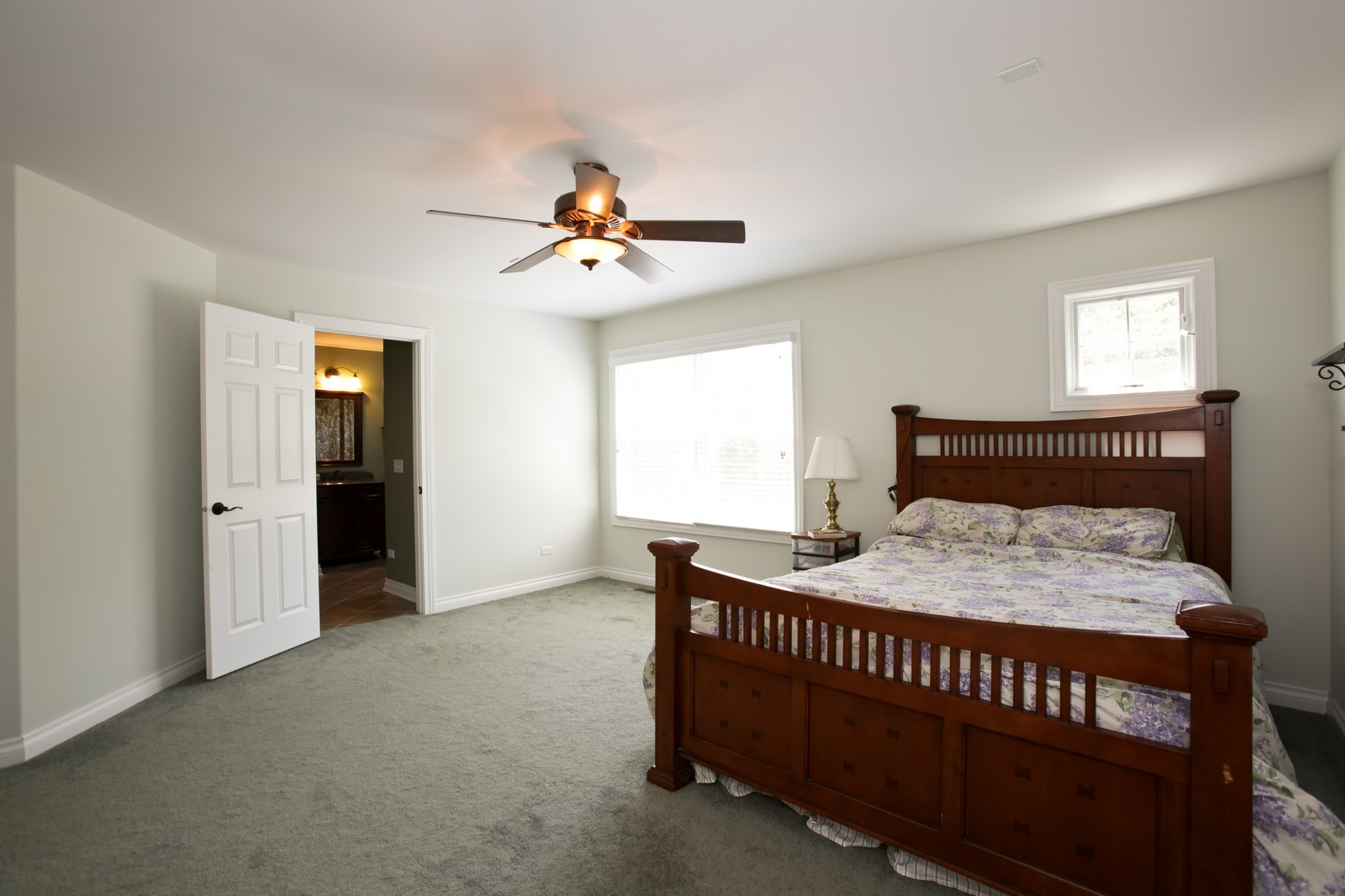 Real Estate Photography - 4740 Saratoga, Downers Grove, IL, 60515 - 2nd Bedroom
