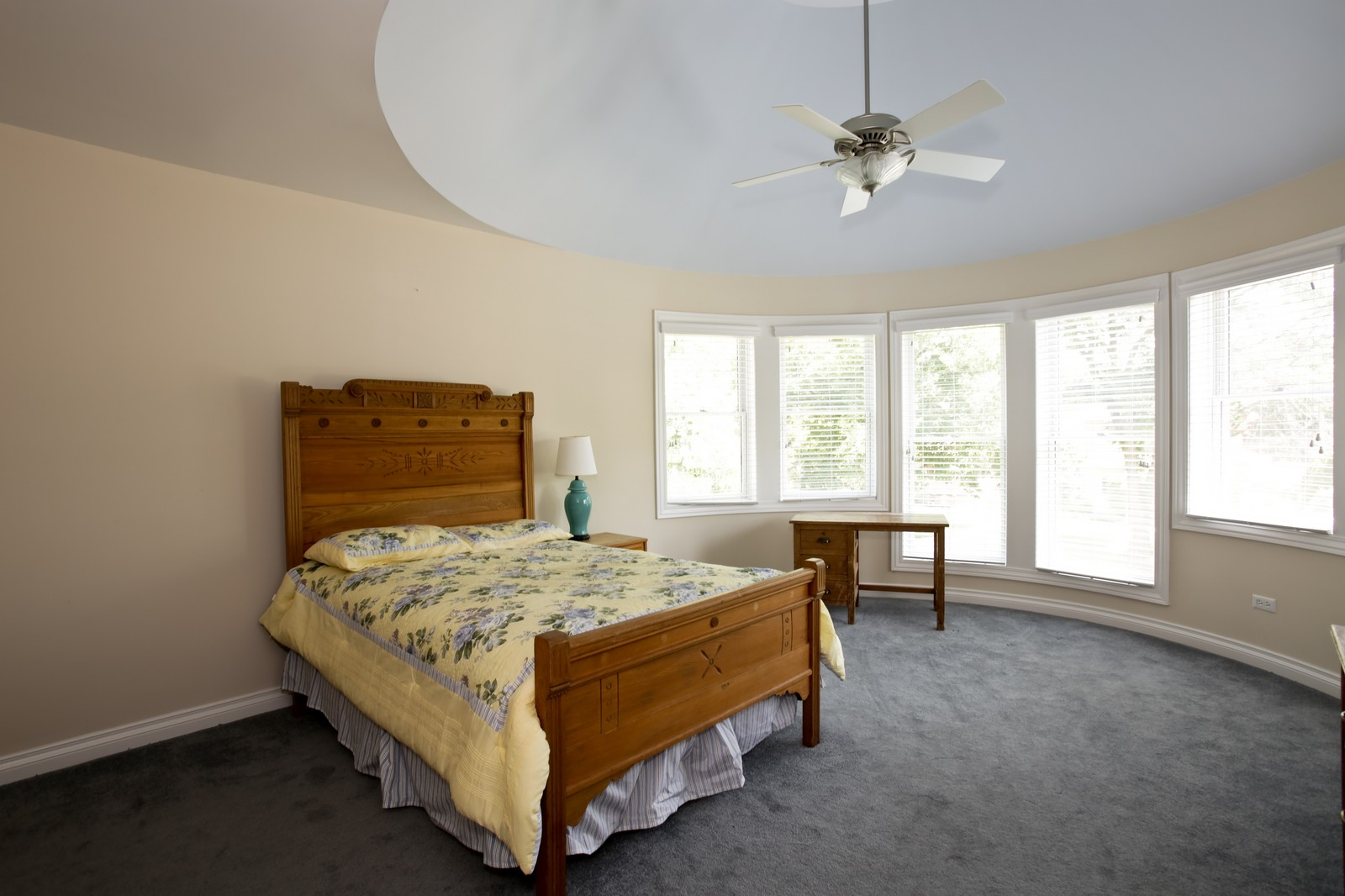 Real Estate Photography - 4740 Saratoga, Downers Grove, IL, 60515 - Bedroom