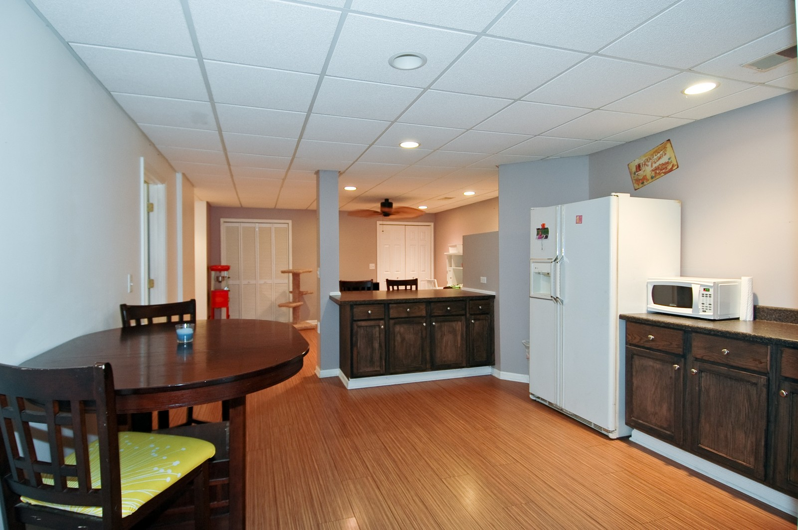 Real Estate Photography - 210 Course Dr, Lake in the Hills, IL, 60156 - Lower Level